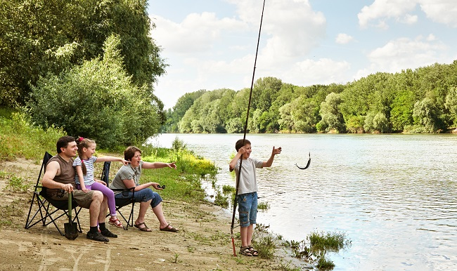Fishing Trips Are a Great Way to Get Kids Involved in Outdoor Sports